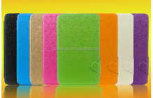 Wholesale new stand PU case/ Leather case / protective cover For tablet LENOVO A5500
