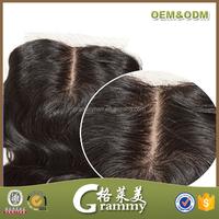 Alibaba Wholesale Stocks 613 Blond Virgin Hair Brazilian Silk Base Lace Closure
