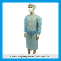 Disposable Surgical Drapes And Gowns SMS Disposable Surgical Gown
