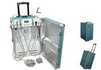 MSLDU20K CE FDA approved portable dental unit portable dental suitcase portable dental turbine unit mobile dental chair