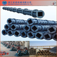 High Quality Competitive Price Precast Concrete Square Pile Manufacturing Equipments