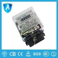 Easy installing DD862 analog kwh meter