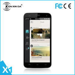 2015 new product original brand kenxinda X1 cheap smart phone