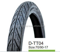 motorcycle tires 70/90-17 export to Indonesia.dongyue brand motorcycle tire ,2014 motorcycle tire