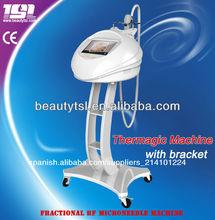 anti arrugas térmica fraccional rf estiramiento de la piel