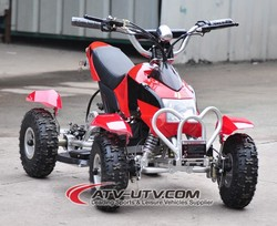 CE 500W Electric mini ATV go kart dirt bike Cheap kids ATV for sale