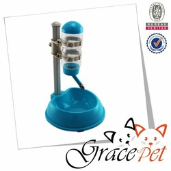 Pet Feeder Elevation Type Water Drinking Device & Automatic Pet Feeder