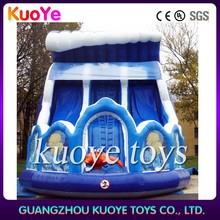 inflatable sea world slide,large inflatable slide china,0.55mm pvc air slide inflatable