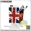 Miroos custom printing cover for iphone 5 case which made by eco-friendly non-toxic no harm materials