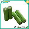 cheap and fine 1300mah 18650 battery Factory direct sale