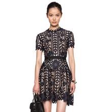 Germany Prom Dress shop mesh black Ladies Wear To Work Dress