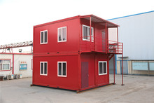 used saleportable decorated container hotel accommodation