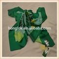 perfecta decoración de la magia primas pañuelo de seda cuadrados