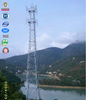Steel galvanized steel radio tower from china manufacturer