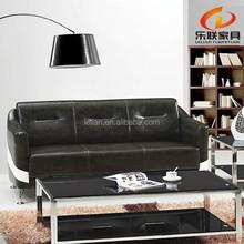 lelian italian leather style chesterfield sofa S828