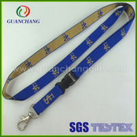 Custom jacquard evod battery necklace lanyard