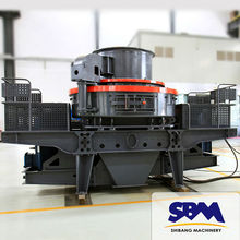 SBM precio de la máquina de arena con alto funcionamiento y buena calidad