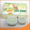 wholesale different sizes heat-resistance glass crisper with lid
