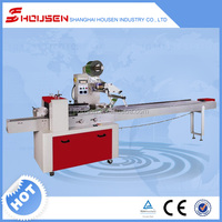 High speed Top quality automatic pancake /cake /bakery packing machine