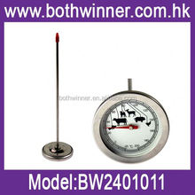 bi metal thermometer ,H0T032 multifunction oven & meat thermometer