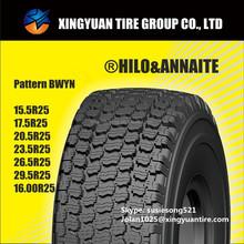 20.5R25 Hotsale HILO OTR Tyres Mud Tyre Off Road