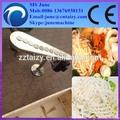 De acero inoxidable harina de papa que hace la máquina/harina de papa en extrusora 008613676938131 china