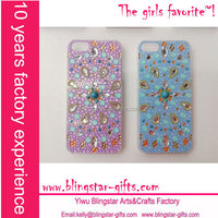 bling rhinstone phone cover for iphone 5