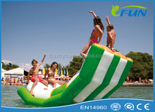 four persone inflatable water toys/Inflatable Water Totter toys/inflatable toys for the lake
