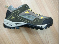wholesale female outdoor shoes stock hiking boot for male, stock walking shoes for worker, adults climbing shoes stock sale