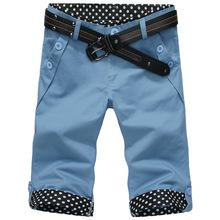 Slim five pants male summer new men fashion casual shorts shorts factory direct