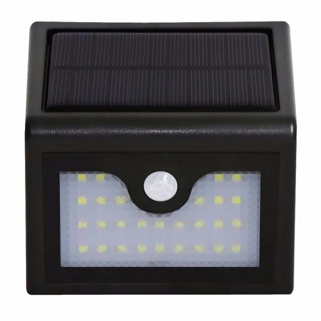 Садовые Фонари На солнечных Батареях Солнечный Свет Датчика SDX-SL15 Солнечная Лампа С 7 Led