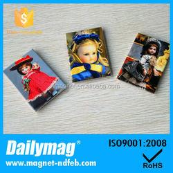 Strong PVC Printing Fridge Magnet