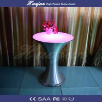 huizhou Manufacturer LED modern bar table