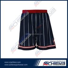 reversible custom basketball uniforms set sports team basketball short