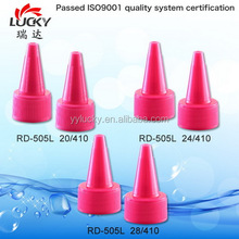 Plastic Sharp Mouth Cap for Different Color RD-500
