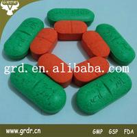 Anitiparasite drug Albendazole tablet 400mg veterinary drugs