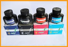 Ink for fountain pen and for calligraphy