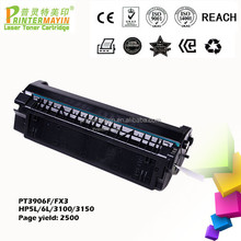 Black Toners and Cartridge for HP Laserjet Print Cartridge FOR USE IN HP 5L/6L/3100/3150 (PT3906F/FX3)