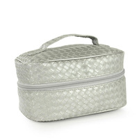 funky resale beauty makeup bag for lady