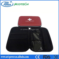 New Product CE FDA approved wholesale oem promotional car roadside emergency kit