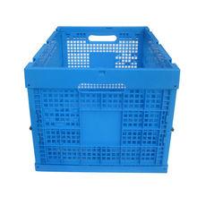 Farm used foldable apple crate