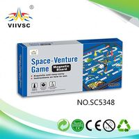 New and hot OEM design hot intelligent waterproof board games with good offer space venture