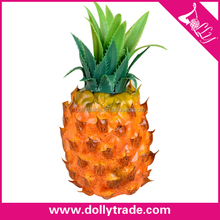 fake artificial foam fruit pineapple for home decoration