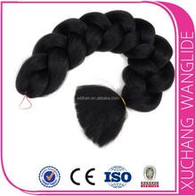 2015 Africa 165g Cheap Synthetic Hair Braids Jumbo Braiding Hair Afro Hair Braids Xpression