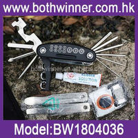 CH065 promotional bicycle tire repair tool kit