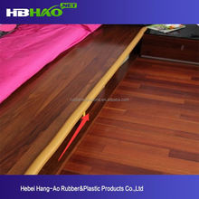 supplier and manufacturer of FDA glass cabinet edge guard for sharp edge from China, Hebei