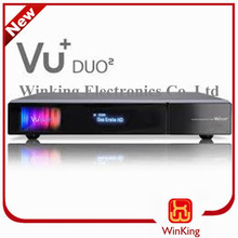 vu duo 2 / clone vu duo2 digital satellite receiver highest version linux hd satellite tv receiver vu+ duo 2