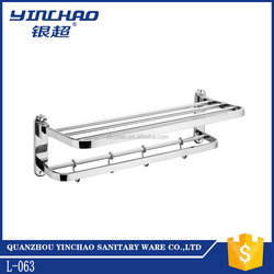 L063 Made in China washing room towel rack