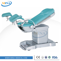 MINA-GC09 Obstetric bed electric portable gynecological exam table