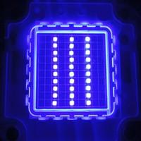 China Manufacturer 30w 30v 34v 45mil 35Mil 455nm 460nm 470nm Blue High Power Led Module
